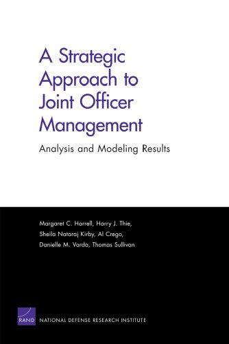A Strategic Approach to Joint Officer Managment: Analysis and Modeling Results