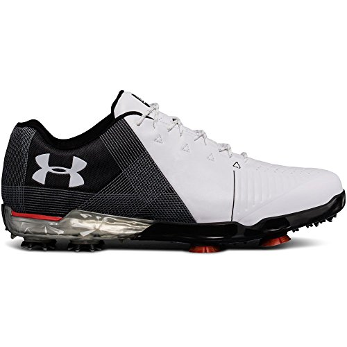 Under Armour Mens Spieth 2 White 1 (104) / Black