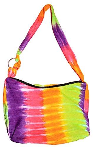 Tasche Rainbow aus Stoff
