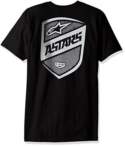 Alpinestars Maglietta Maglietta Maglietta uomo nera da uomo Alpinestars nera da Alpinestars wtq0SxnOCE