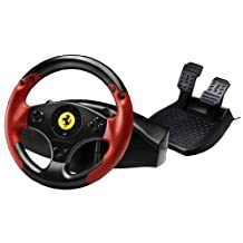 Thrustmaster VG Ferrari Racing Wheel-Red Legend Edition-PlayStation 3