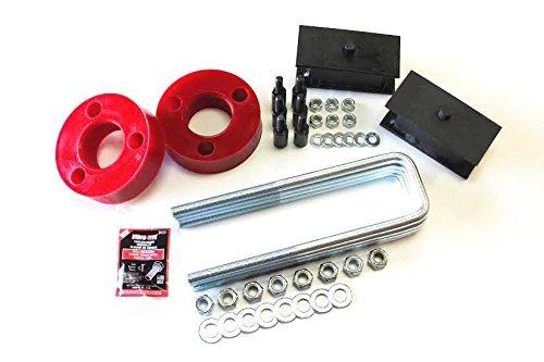 ontier Pickup Full Lift Kit 3