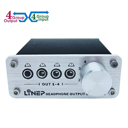 Optical Cables, A985 Four-channel Audio Signal Switcher by Optical Adapter (Image #9)