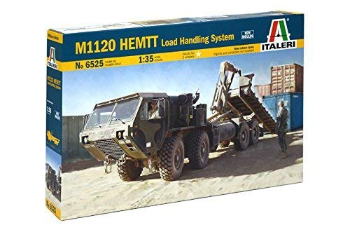 Italeri 6525 - M1120 Hemtt Loading System 1: 35 Scale, used for sale  Delivered anywhere in USA