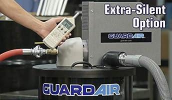 Guardair N552BC - Aspiradora neumática de 55 galones con Cabezal ...
