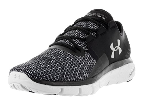 Black Running High Metallic Silver Glacier Men's Ankle 2 Under Fortis Armour Gray Speedform Shoe xwBqYY60z