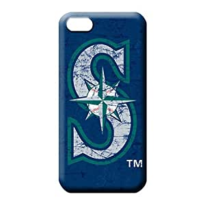 diy zhengiPhone 6 Plus Case 5.5 Inch cases Super Strong style mobile phone carrying shells seattle mariners mlb baseball