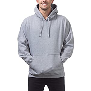 Pro Club Men's Heavyweight Pullover Hoodie (13oz)