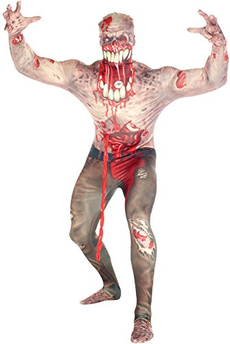 Explo (A Good Zombie Costume)