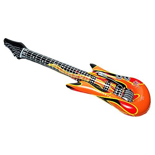 Rhode Island Novelty Guitar Inflate
