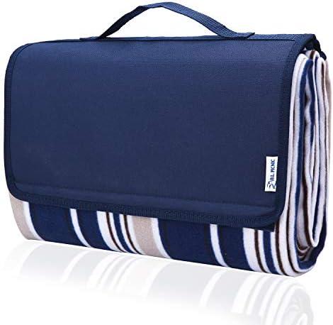 Picnic Blanket Waterproof Camping Portable
