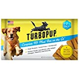 As Seen on Shark Tank - TurboPUP Complete K9 Meal Replacement Bar, Bacon Flavor (2.2 oz)