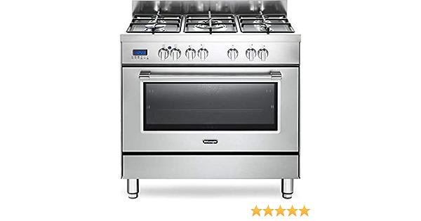 Cucina gas De Longhi PRO 96 MX ED: Amazon.es: Grandes ...