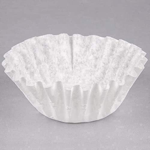 Bunn 20115.0000 9 3/4 x 4 1/4 in. 12 Cup Coffee Filter 2000 Count