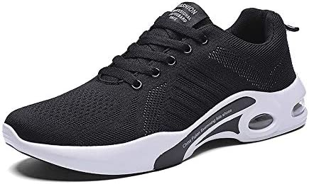 FADVES スニーカー 運動靴 スポーツシューズ メンズ ランニングシューズ ジョギング ウォーキングシューズ クッション性 トレーニングシューズ 軽量 防滑 通気 抗菌 防臭 運動 通勤 日常着用