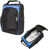 Yinrunx Golf Shoes Bag for Men/Women Sport Bag Golf Shoes Bag Portable Large Capacity Water Resistant Zipper S
