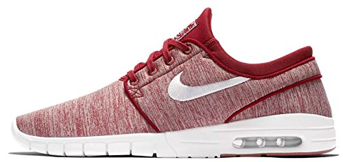 White Crush 001 Stefan Max Skateboard de Multicolore Janoski Red Nike Homme Chaussures Fxwz7zvqP