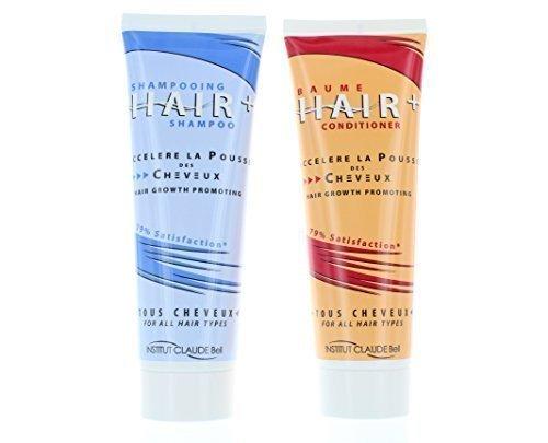 HairPlus Shampoo & Conditioner (2x 250ml) - Haarwachstumsbeschleuniger