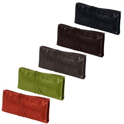 """Clutch bag """"Vintage, Mocca"""