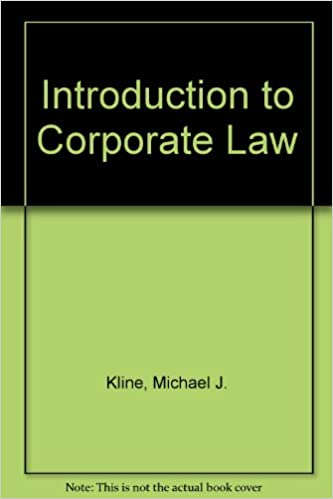 Introduction to Corporate Law