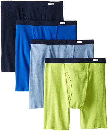 Fruit of the Loom Men's Covered Waistband  X-Size Boxer Brie