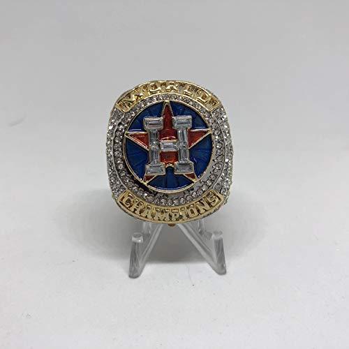 2017 Carlos Correa Houston Astros HIGH QUALITY PREMIUM Replica 2017 World Series Championship Ring Size 12.5-Silver Color US SHIPPING