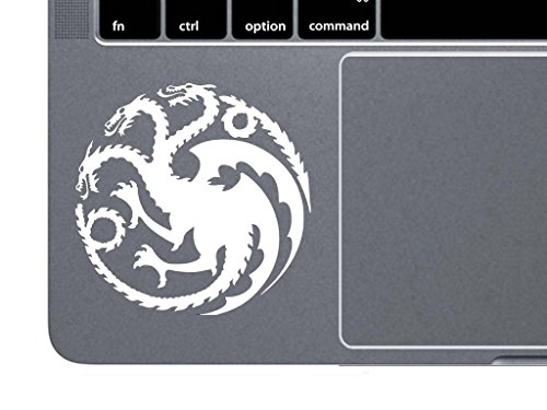 Targaryen Logo Game of Thrones House Mother of Dragons Decal