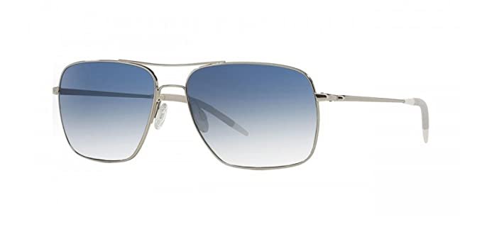 894f99c18aa Amazon.com  Oliver Peoples Clifton OV1150S (Silver