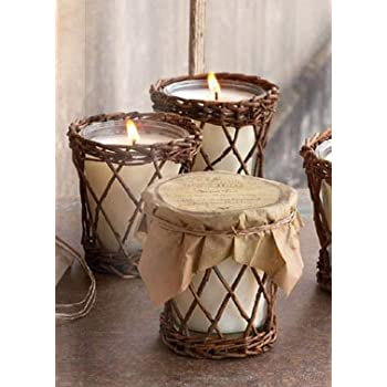 Amazon Com Park Hill Collection Scented Candle Front