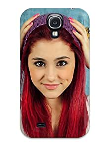 Hot Snap-on Ariana Grande Hard Cover Case/ Protective Case For Galaxy S4
