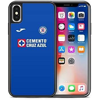 Amazon.com: ModifiedCases 2019 Cruz Azul Jersey Bumper Case ...