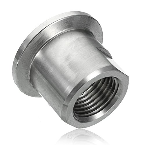 GGGarden GGGarden 304 Stainless Steel Female Thread Adapter Connection for KF-25 and 1/2 Inch NPT ()