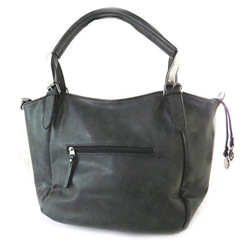 Bag Designer 5 Cm Castagnette'nero D'epoca 43x29x11 'lulu rSxZwqafr