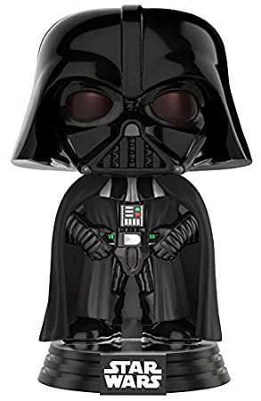 Funko Pop! Movie: Star Wars Rogue One - Darth Vader Figure Funko Pop Star Wars: 10463 Accessory Toys & Games Miscellaneous