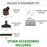 OVO Central Vacuum Deluxe Kit, With 40ft