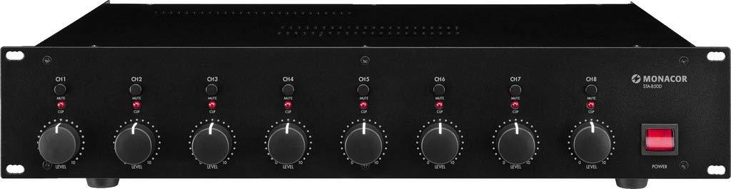 Monacor STA-850 D Amplificatore
