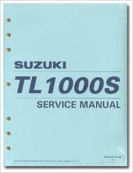 tl1000s wiring diagram 99500 39144 03e 1997 2001 suzuki tl1000s service manual by  99500 39144 03e 1997 2001 suzuki