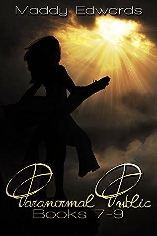 book cover of Paranormal Public Omnibus Books 7-9