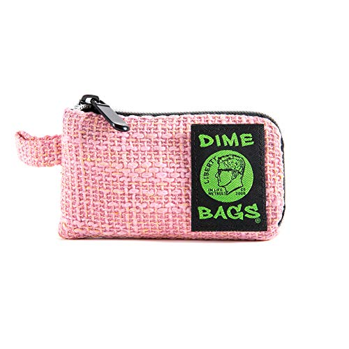 Price comparison product image Padded Pouch - Soft Interior with Secure Heavy-Duty Zipper (5-Inch) (Pink)