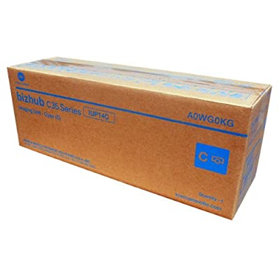 Konica Minolta Part# IUP14C OEM Cyan Drum - 30.000 Pages by A0WG0KG