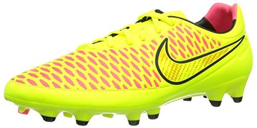 Men's Nike Orden Yellow Fg Magista Football Boots ZT007x