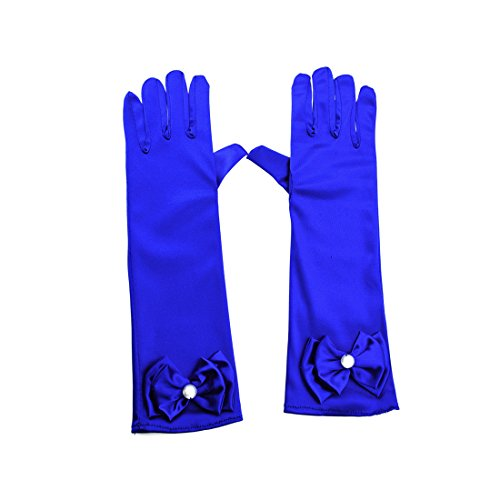 Green (Child Blue Gloves)