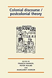 Colonial Discourse/ Postcolonial Theory (Essex Symposium)