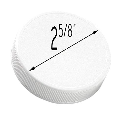 white plastic standard mason jar plastic lids 24 lids regular mouth storage 651174992723 ebay. Black Bedroom Furniture Sets. Home Design Ideas