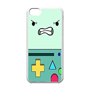 Cool Painting Beemo Adventure Time Original New Print DIY Phone Case for Iphone 5C,personalized case cover case588765