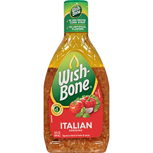 Wish-Bone Salad Dressing, Italian, 15 Ounce