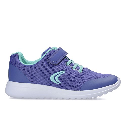 INF Air FX Girls Trainers Clarks Purple Spring SprintZone CzwYqqax