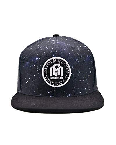 INTO THE AM Stargazer Snapback V2 (Black)]()