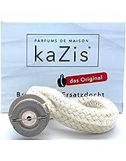 KAZIS® I reserve lont met brander voor lamp Berger PAJOMA LampAir Ashley & Burwood