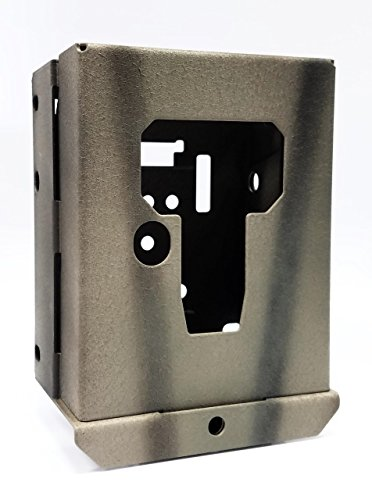 Camlockbox Bear Security Box Compatible with Covert LTE Wireless Scouting Game Camera by CamLockBox (Image #1)